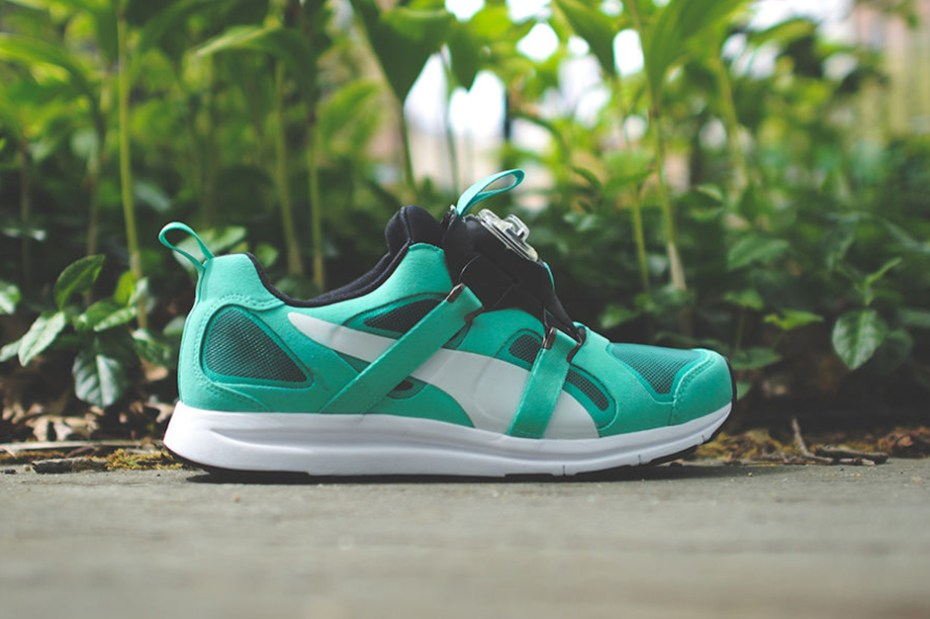 "Image of PUMA Future Disc HST ""Mint"""