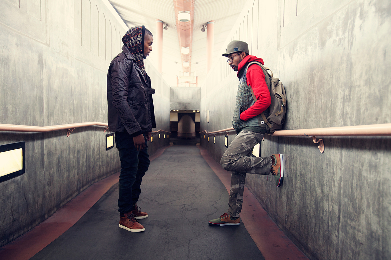 Image of Radii Footwear 2014 Fall Collection