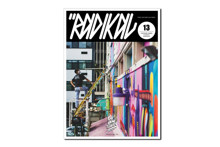 Image of RADIKAL Magazine Issue 13