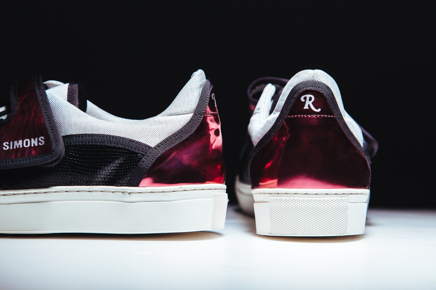 Image of Raf Simons 2014 Spring/Summer Low Velcro Sneaker