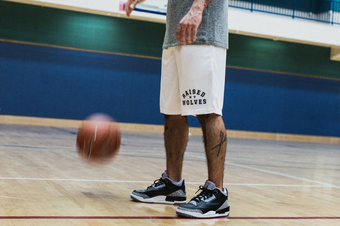 Image of Raised by Wolves 2014 College Basketball Shorts Collection