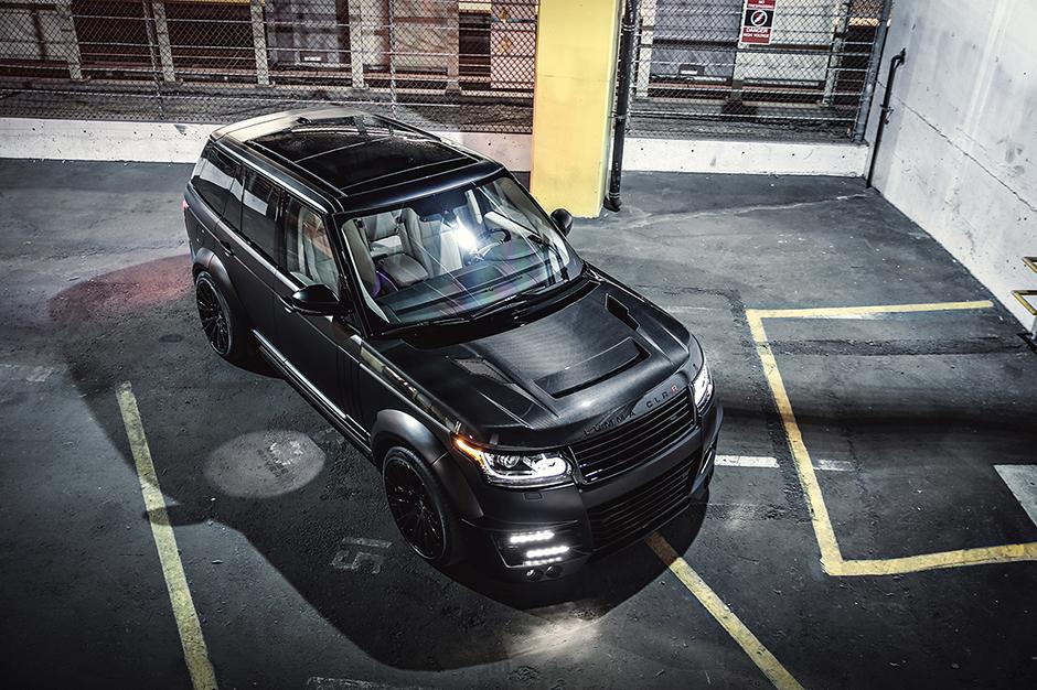 Image of Range Rover Vogue LUMMA CLR-R by SR Auto Group