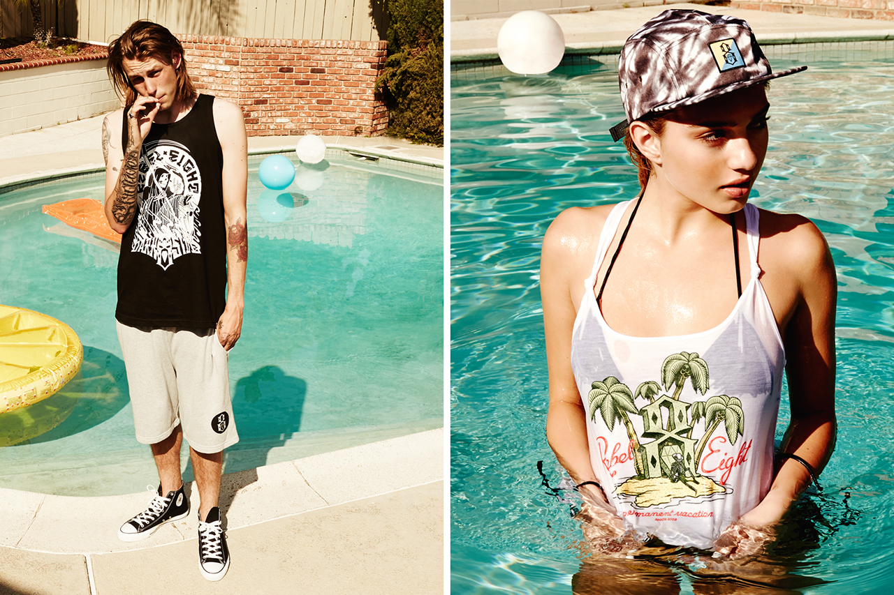 Image of REBEL8 2014 Summer Lookbook