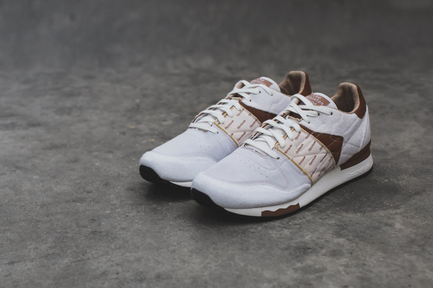 Image of Garbstore x Reebok CL Leather 6000