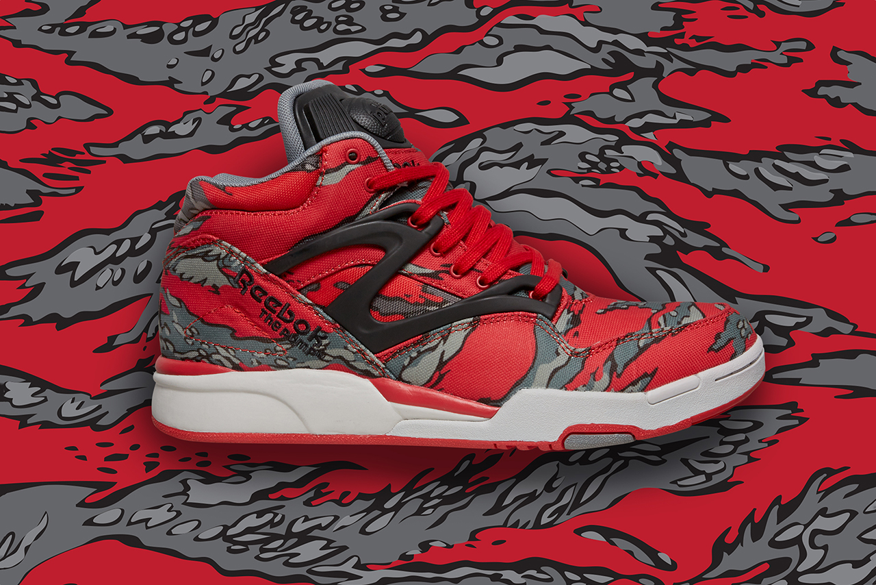 Image of Stash x Reebok Pump 2014 Spring Collection