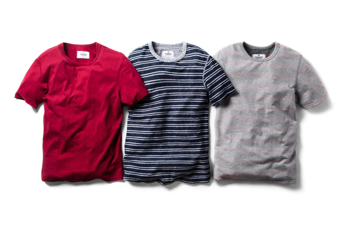 Image of Reigning Champ 2014 Spring/Summer T-Shirts