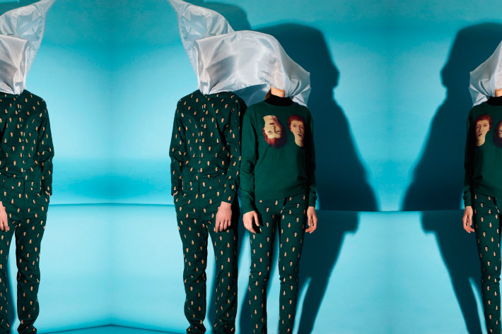 Image of René Magritte x Opening Ceremony 2014 Spring/Summer Collection