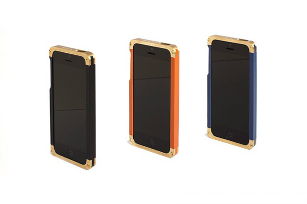 Image of REVISIT Solid Brass iPhone 5/5s Case