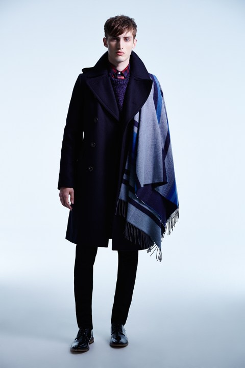 Image of River Island 2014 Fall/Winter Lookbook