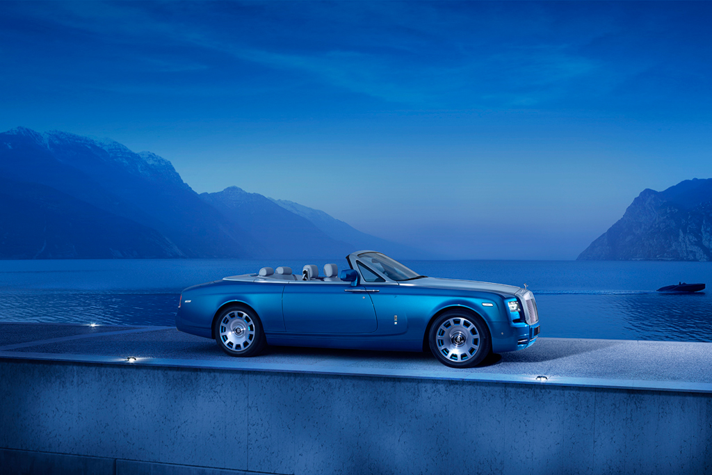 "Image of Rolls-Royce Phantom Drophead Coupé ""Waterspeed"" Collection"