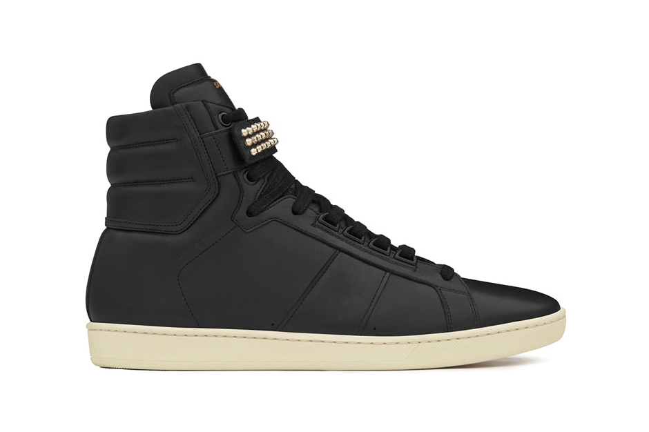 Image of Saint Laurent 2014 Fall/Winter High-Top Sneaker Collection