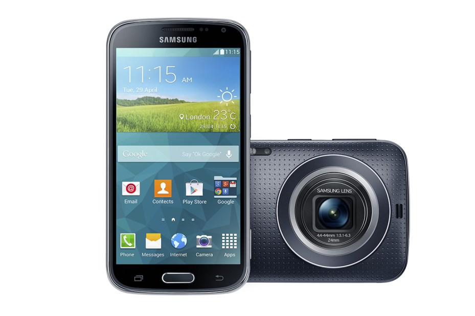 Image of Samsung Galaxy K Zoom