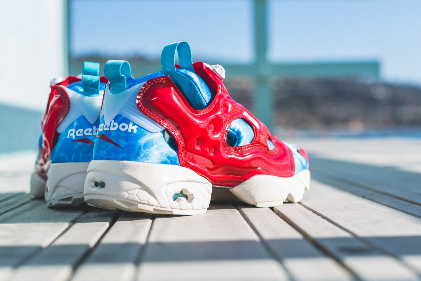 Image of Shoe Gallery x Reebok Instapump Fury 20th Anniversary