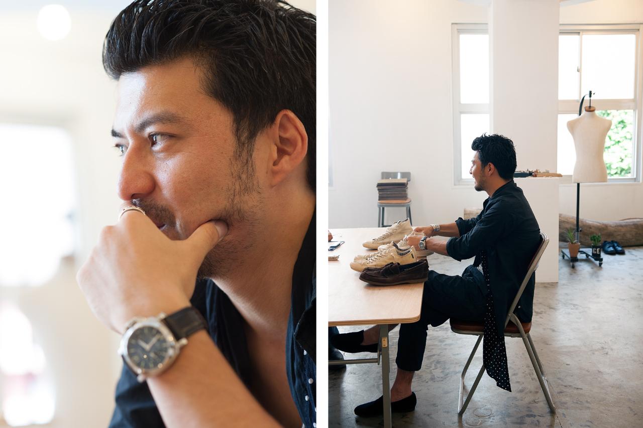 Image of Six Stories of GORE-TEX: Takayuki Fujii of nonnative