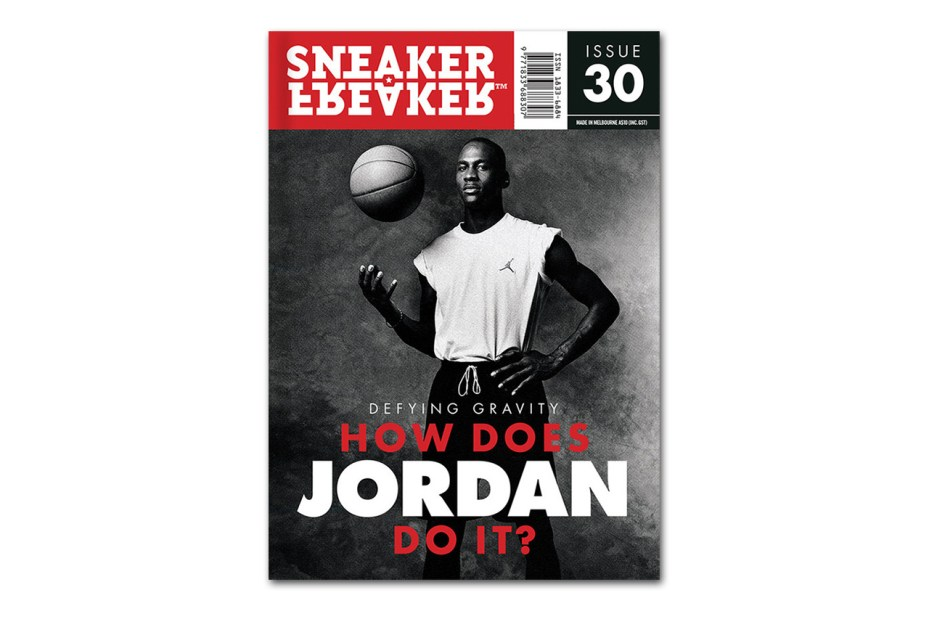 Image of Sneaker Freaker Issue 30 Jordan Mania