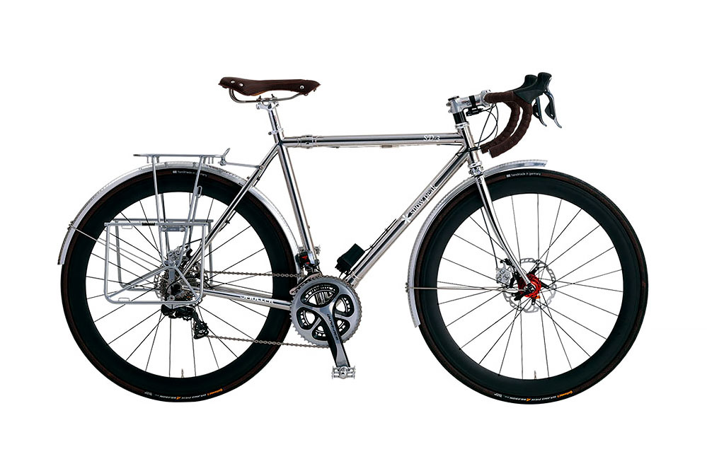 Image of Snow Peak x Muller Japan Stainless Steel Bike