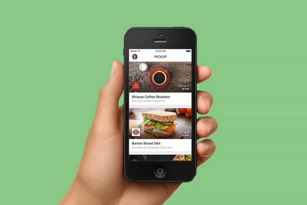 Image of Square Launches Food Ordering Service