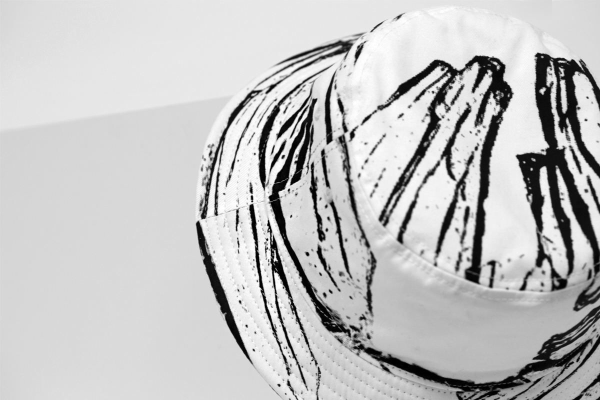 Image of Stampd 2014 Spring/Summer Glass Printed Bucket Hats