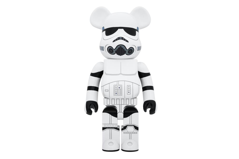 "Image of Star Wars x Medicom Toy Bearbrick 1000% ""Stormtrooper"""