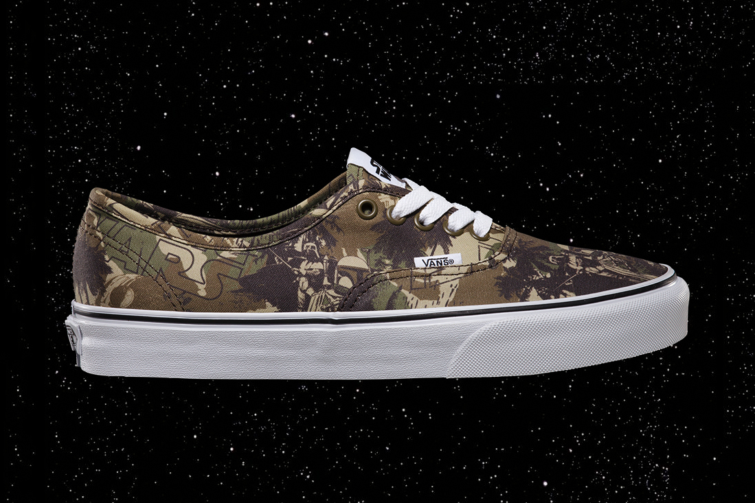 Image of Star Wars x Vans Classics 2014 Spring/Summer Collection
