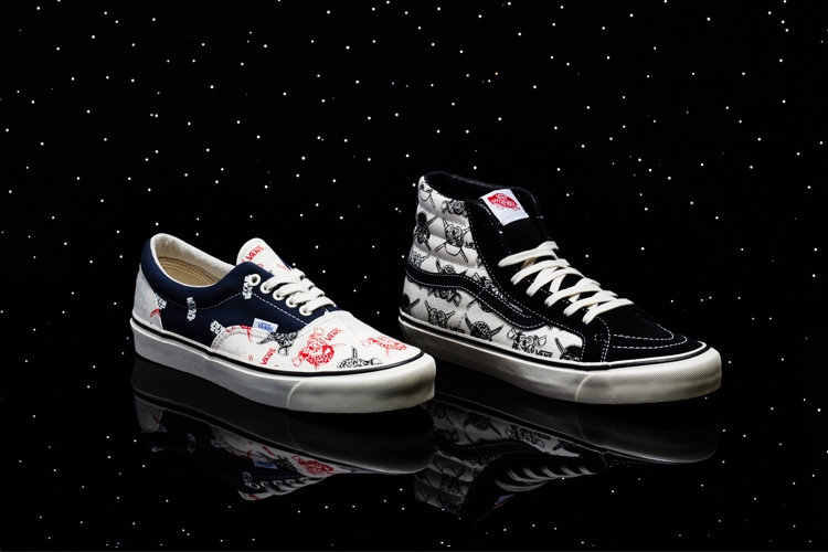 Image of Star Wars x Vans Vault 2014 Spring/Summer Collection