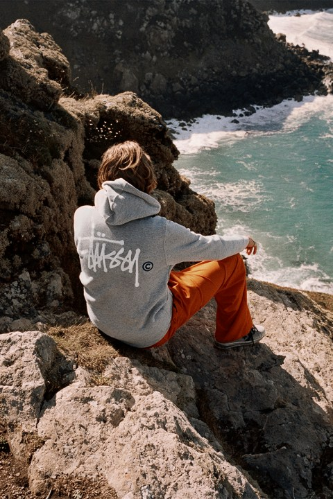 "Image of Stussy 2014 Spring ""Cornwall Cornwall"" Editorial"