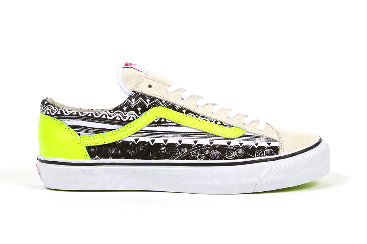 Image of Stussy x Vault by Vans 2014 Summer Collection