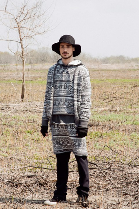 Image of superNova. 2014 Fall/Winter Lookbook