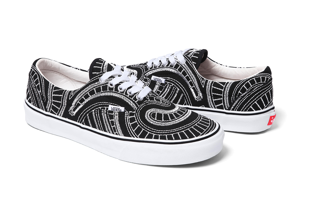 Image of Supreme x Vans 2014 Spring/Summer Collection