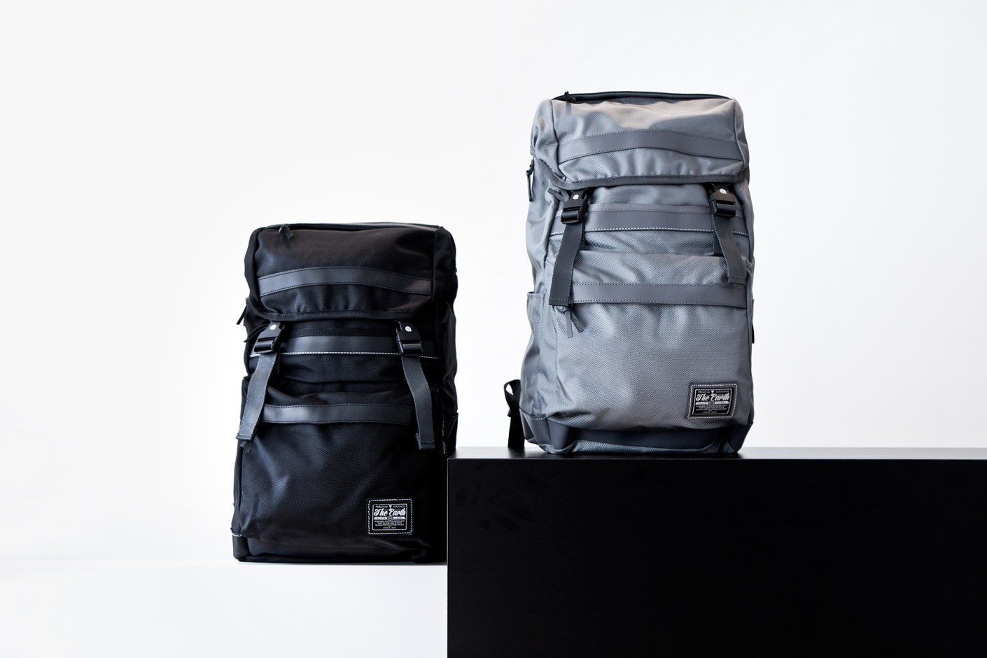 Image of The Earth 2014 Spring/Summer Backpacks