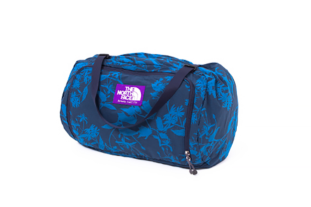 Image of THE NORTH FACE PURPLE LABEL 2014 Spring/Summer Aloha Print Bag Collection