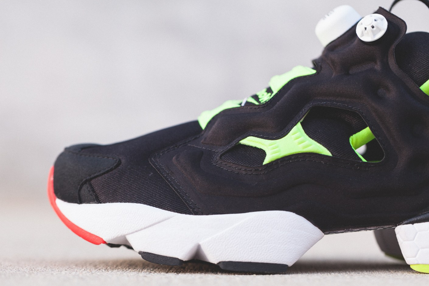 Image of Titolo x Reebok Instapump Fury 20th Anniversary