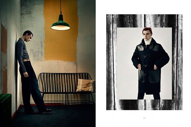 Image of TOPMAN 2014 Fall Lookbook