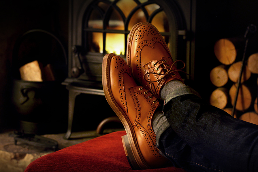 Image of Triads x Tricker's 2014 Spring/Summer Collection