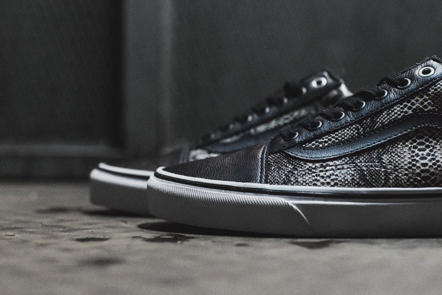 "Image of Vans 2014 Spring/Summer Old Skool ""Snake"""