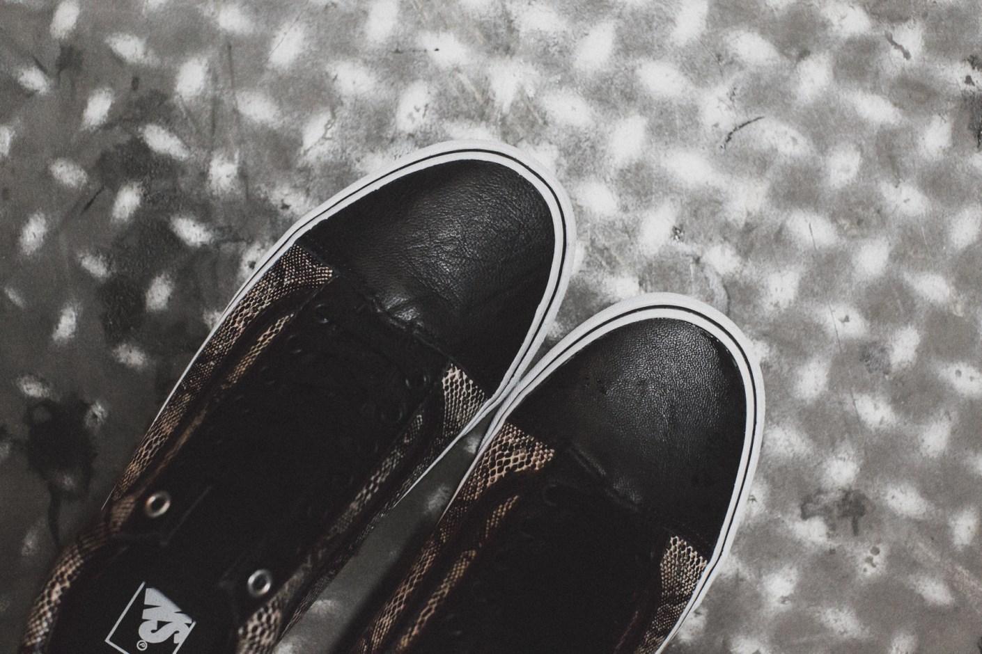 "Image of Vans 2014 Spring/Summer Old Skool ""Snake"""