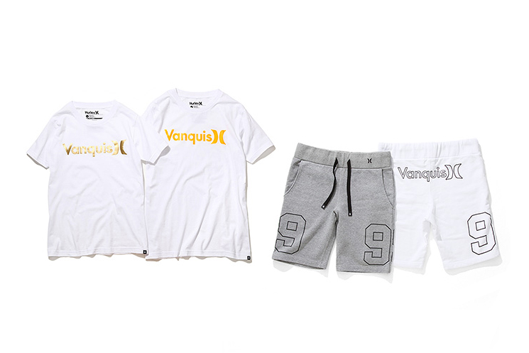 Image of VANQUISH x Hurley 2014 Spring/Summer Collection