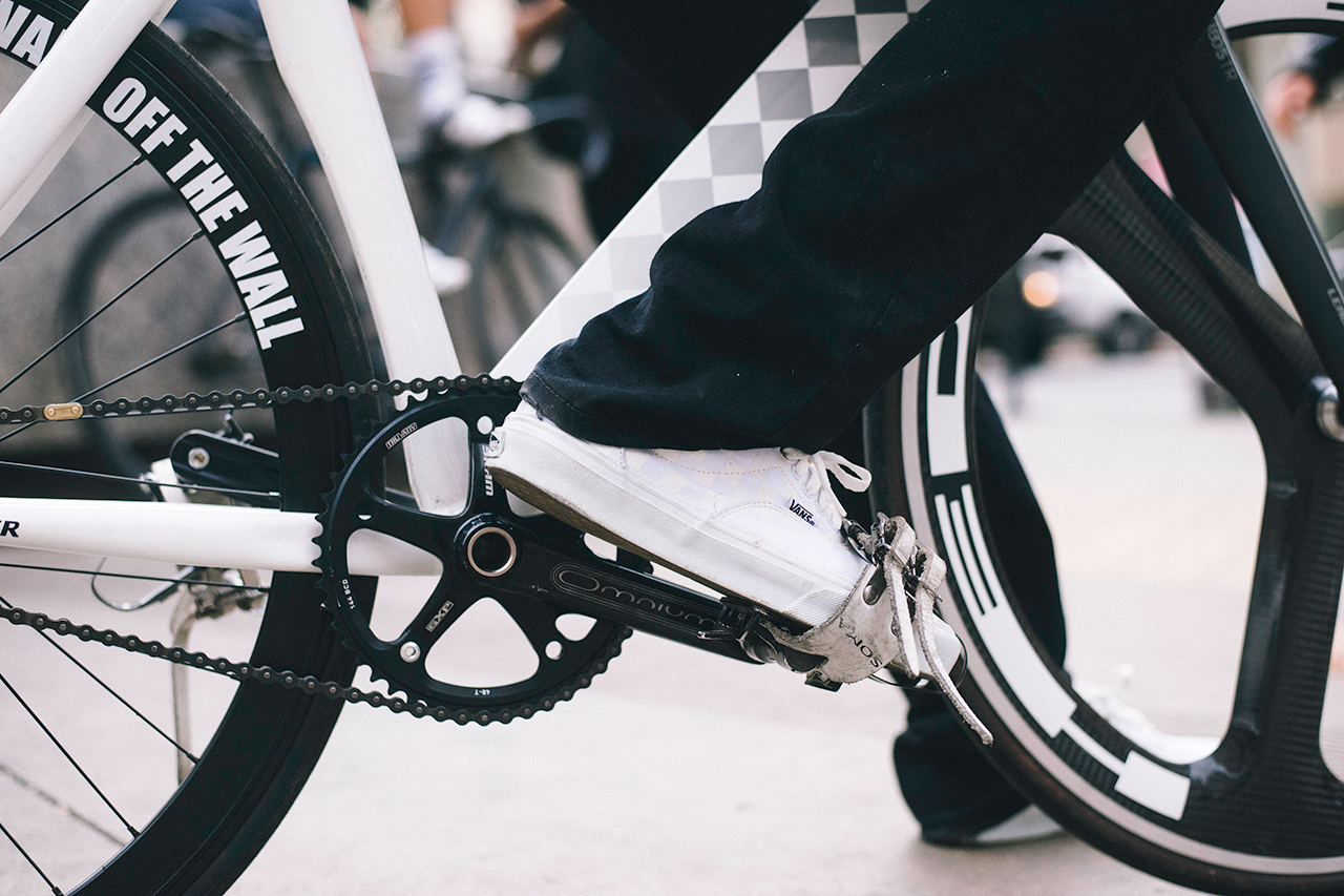 Image of Vans x Leader Bikes 2014 Spring/Summer Collection
