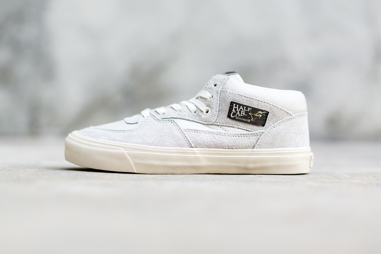 Image of A Closer Look at the Star Wars x Vault by Vans 2014 OG Half Cab LX Pack
