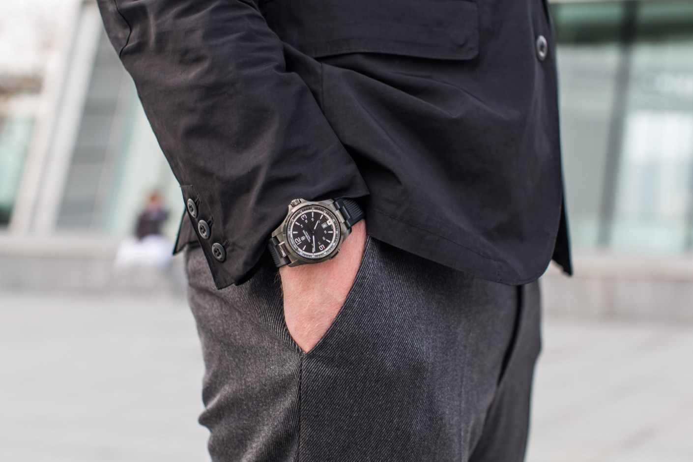 Image of Streetsnaps: Christopher Raeburn