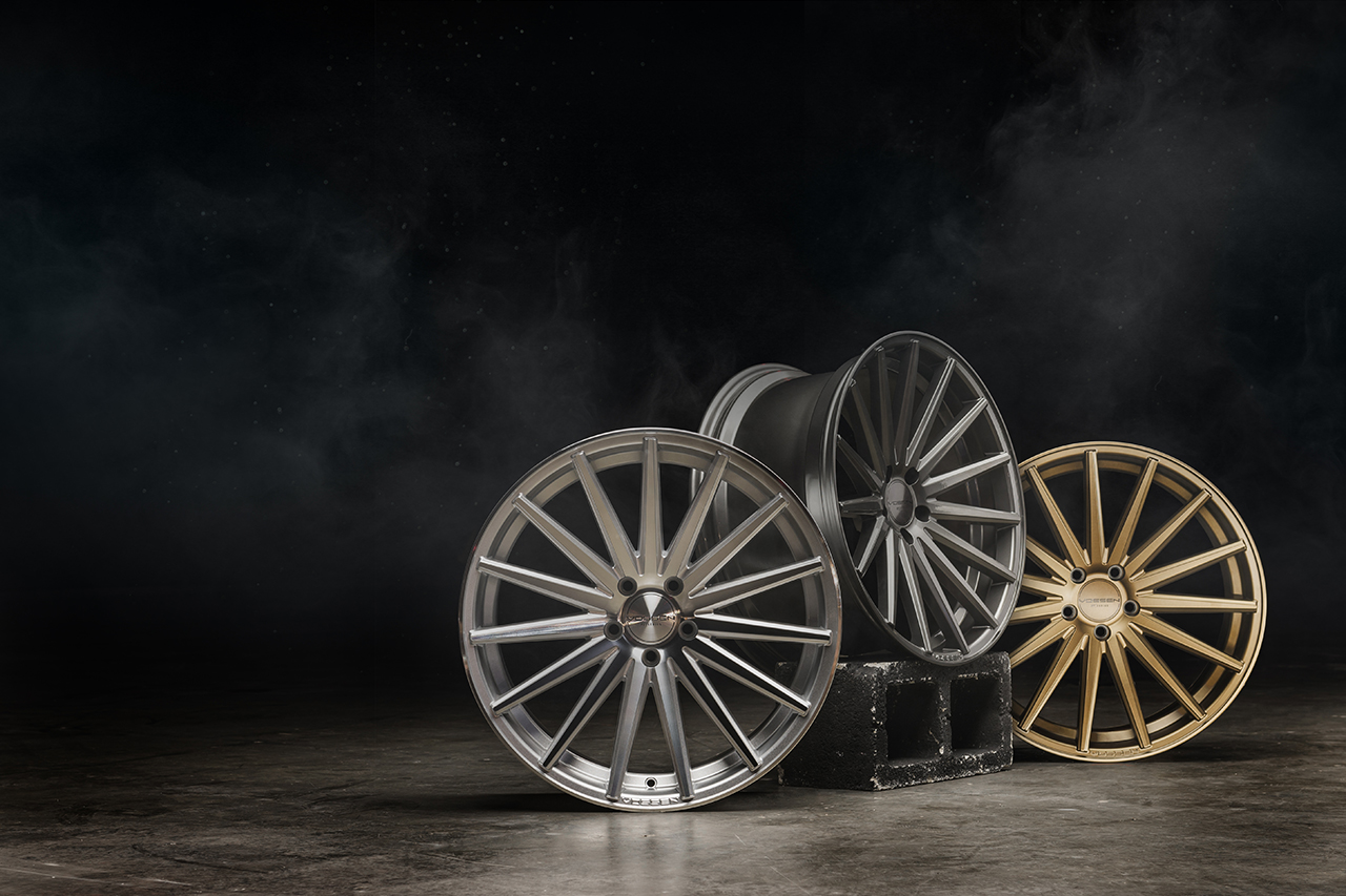 Image of Vossen Introduces Its New VF/Series Wheels