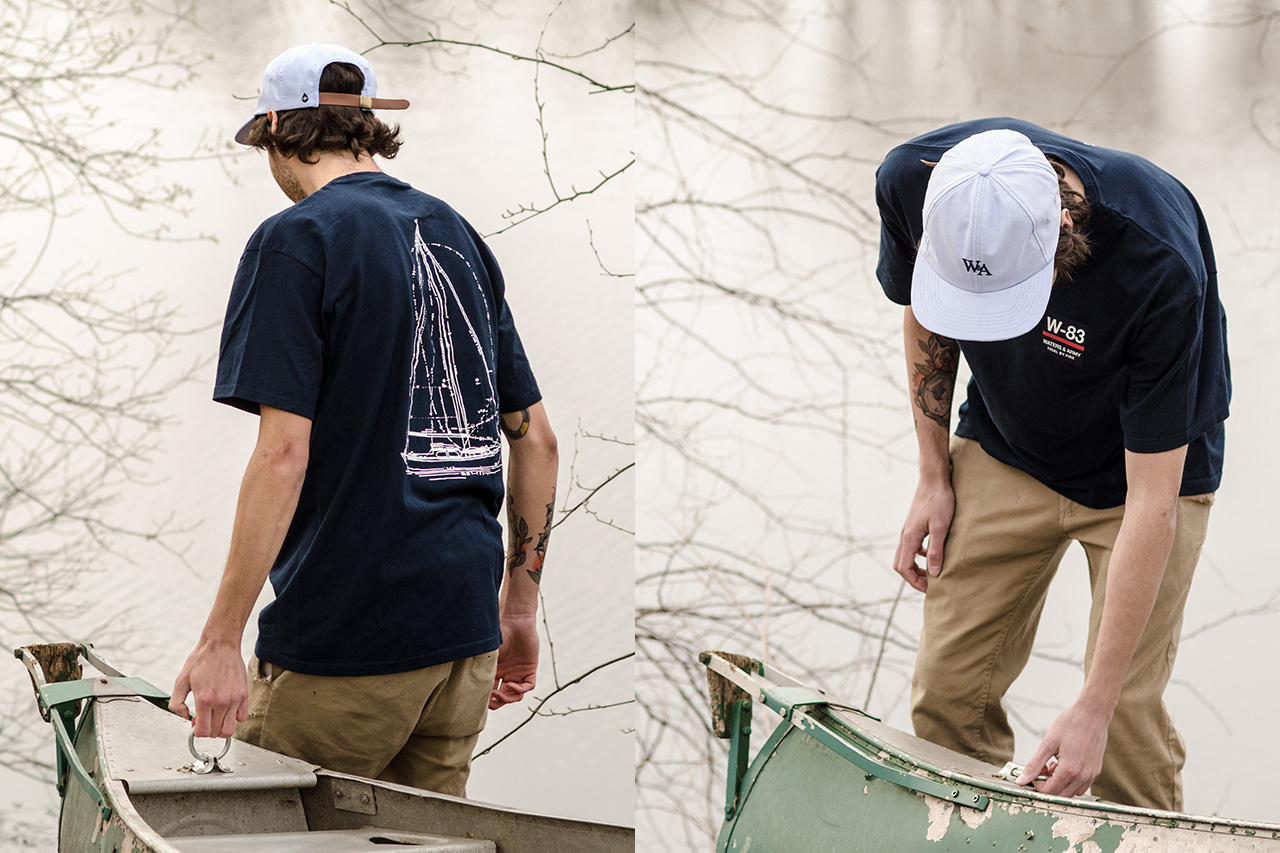 Image of Waters & Army 2014 Spring/Summer Lookbook