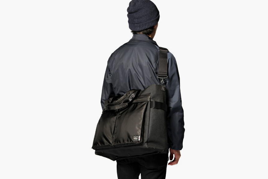 Image of WHIZ LIMITED x Porter Utility Tote Bag
