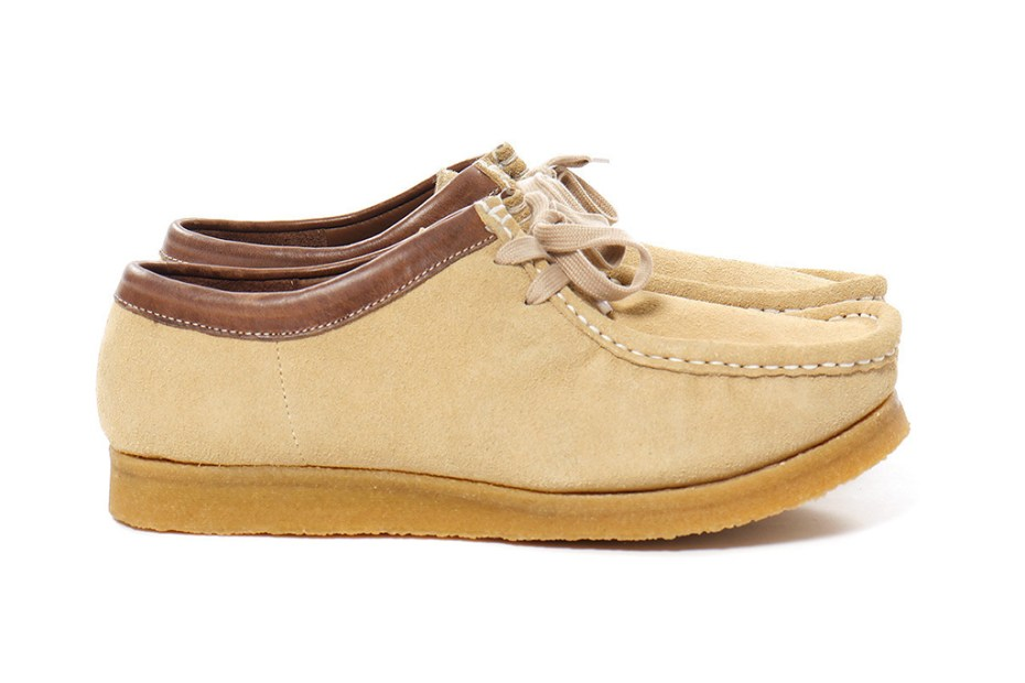 "Image of WTAPS 2014 Spring/Summer ""Edge"" Shoes"