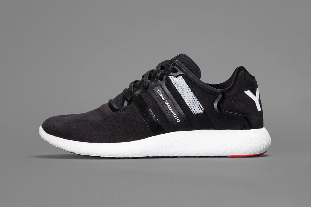 "Image of Y-3 2014 Fall/Winter Yohji Boost ""Black"""