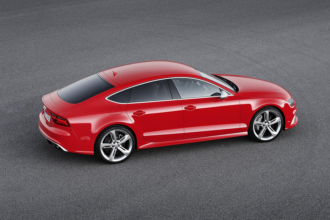 Image of 2015 Audi RS7 Sportback