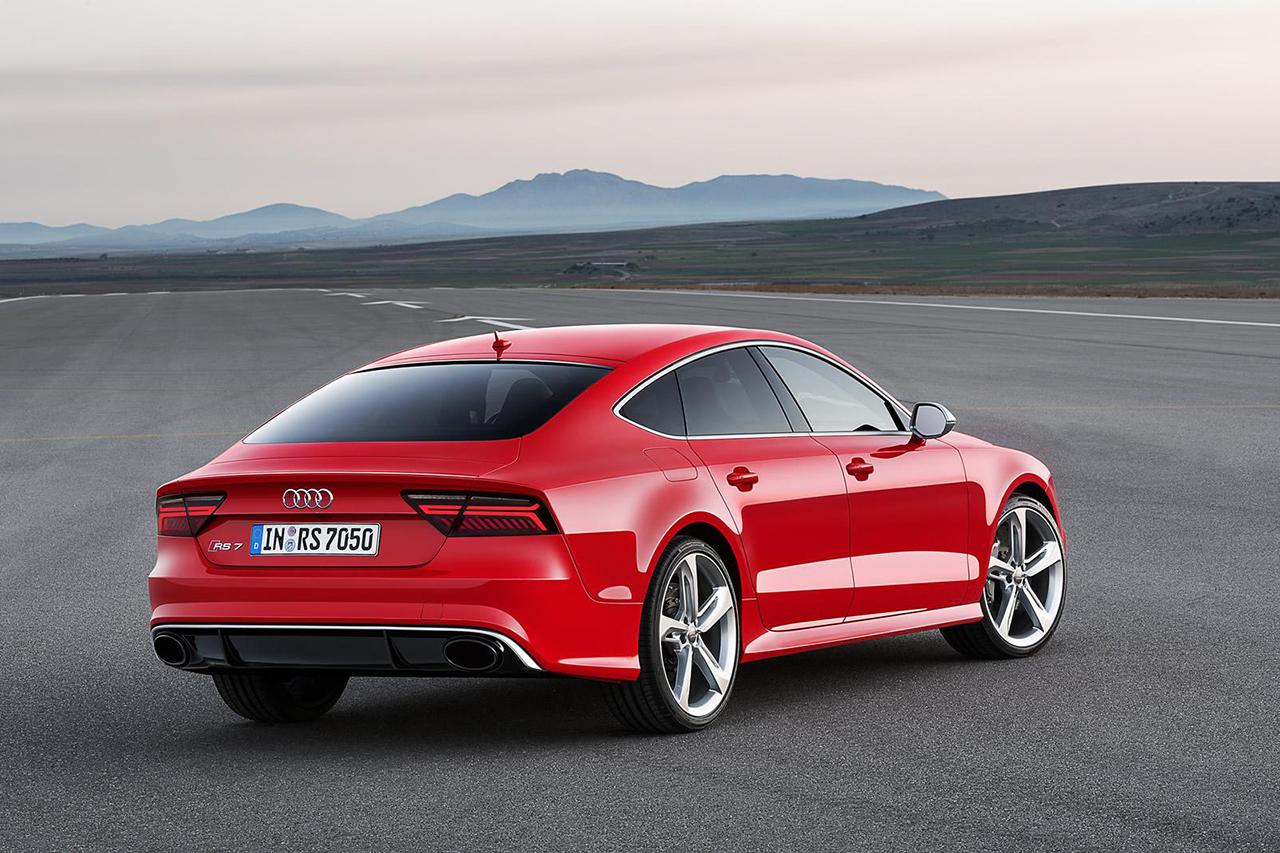 Image of 2015 Audi RS7 Sportback