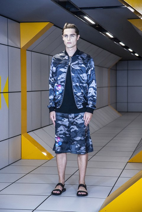 Image of 3.PARADIS 2015 Spring/Summer Collection