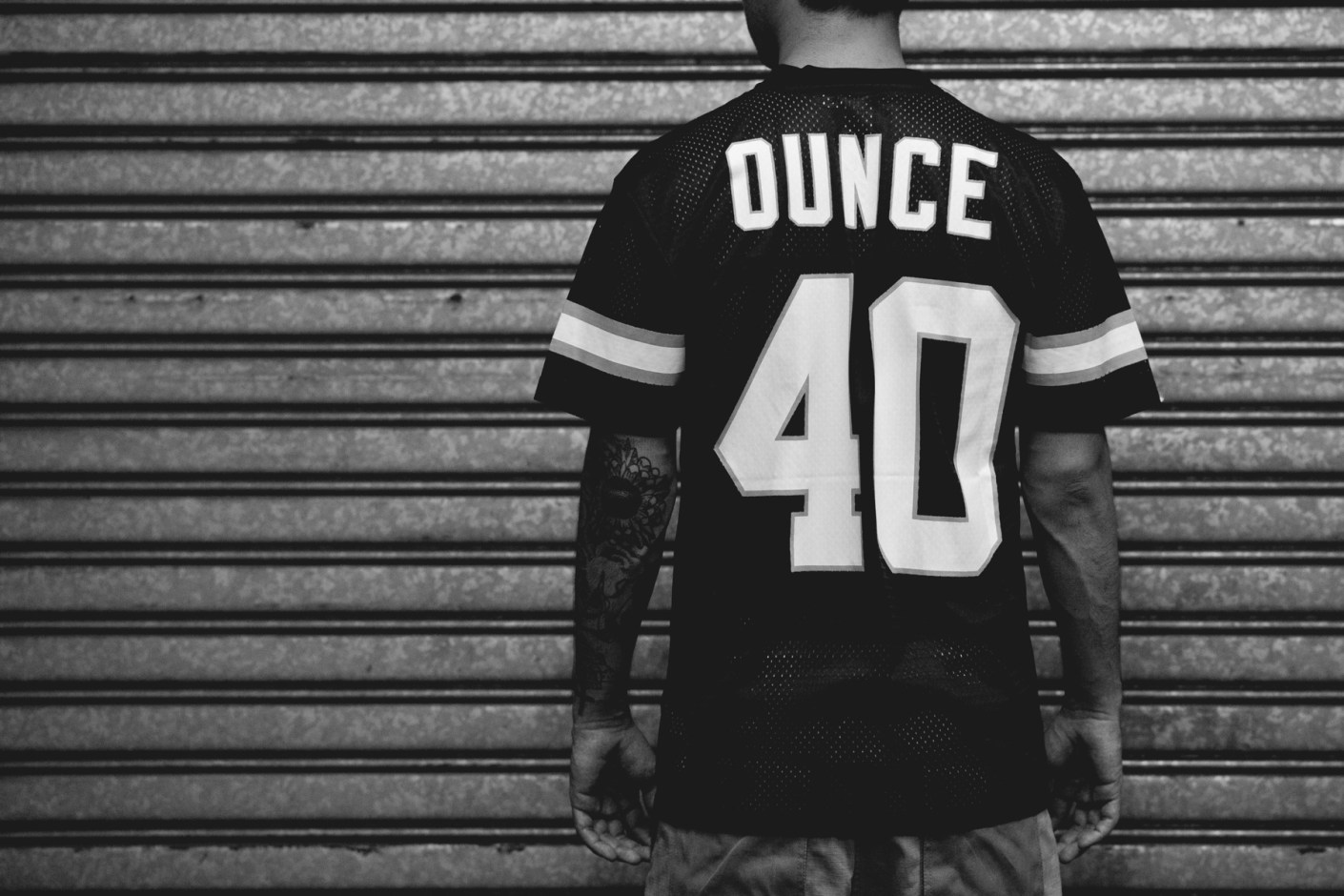 Image of 40 oz NYC 2014 Summer Jerseys