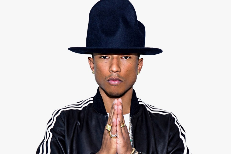 Image of Pharrell to Get His Own Star on the Hollywood Walk of Fame